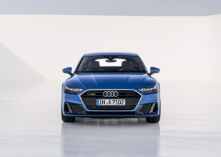Fotos Audi A7 Sportback 55 TFSI quattro S tronic Foto 1