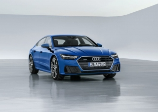 Fotos Audi A7 Sportback 55 TFSI quattro S tronic Foto 3