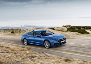 Fotos Audi A7 Sportback 55 TFSI quattro S tronic Foto 8
