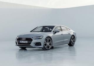 Fotos Audi A7 Sportback 55 TFSI quattro S tronic Foto 11