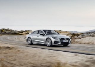 Fotos Audi A7 Sportback 55 TFSI quattro S tronic Foto 24
