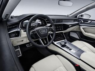 Fotos Audi A7 Sportback 55 TFSI quattro S tronic Foto 25