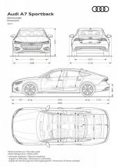 Fotos Audi A7 Sportback 55 TFSI quattro S tronic Foto 35