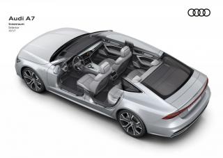 Fotos Audi A7 Sportback 55 TFSI quattro S tronic Foto 38