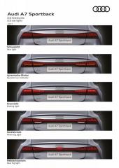 Fotos Audi A7 Sportback 55 TFSI quattro S tronic Foto 40