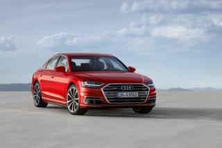 Foto 1 - Fotos Audi A8 2018