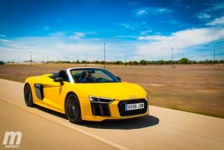 Foto 1 - Fotos Audi R8 Spyder