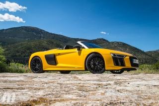 Foto 4 - Fotos Audi R8 Spyder