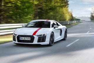 Fotos Audi R8 V10 RWD Foto 1