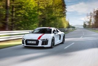 Fotos Audi R8 V10 RWD Foto 4