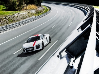 Fotos Audi R8 V10 RWD Foto 5