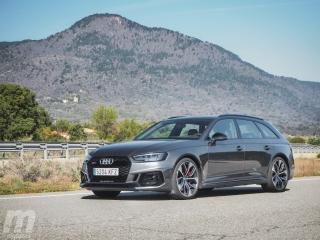 Fotos Audi RS 4 Avant 2018 - Foto 1