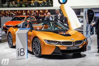Fotos BMW en el Salón de Ginebra 2018 Foto 1
