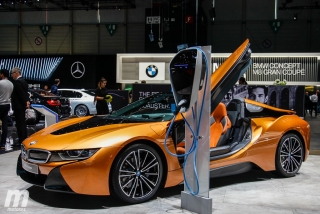 Fotos BMW en el Salón de Ginebra 2018 Foto 7
