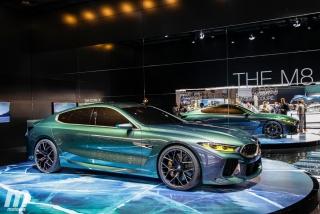 Fotos BMW en el Salón de Ginebra 2018 Foto 15