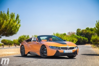 Fotos BMW I8 Roadster First Edition - Foto 4