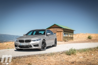 Fotos BMW M5 F90 - Foto 1