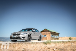 Fotos BMW M5 F90 - Foto 2
