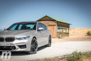 Fotos BMW M5 F90 - Foto 4