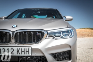 Fotos BMW M5 F90 Foto 8