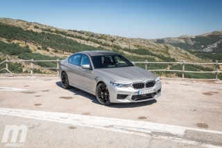 Fotos BMW M5 F90 Foto 15