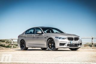 Fotos BMW M5 F90 Foto 18