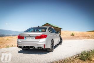 Fotos BMW M5 F90 Foto 26