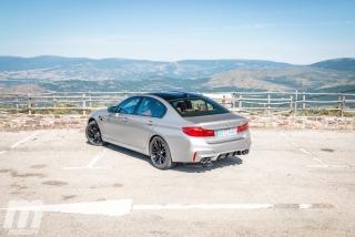 Fotos BMW M5 F90 Foto 34