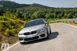 Fotos BMW M5 F90 Foto 47