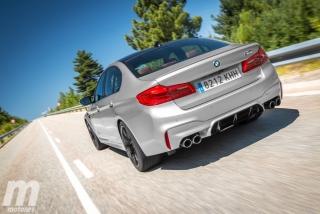 Fotos BMW M5 F90 Foto 54