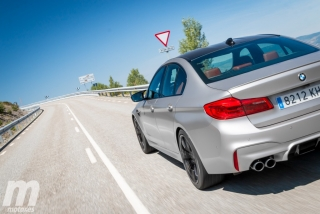 Fotos BMW M5 F90 Foto 55