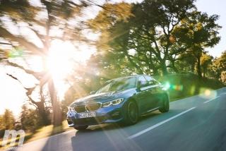 BMW Serie 3 2019 acabado M Sport Foto 11