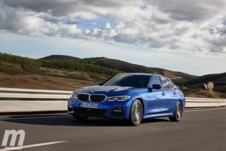 BMW Serie 3 2019 acabado M Sport Foto 25