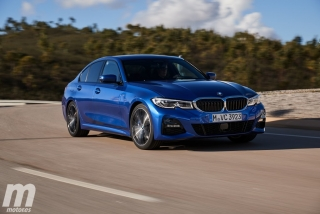 BMW Serie 3 2019 acabado M Sport Foto 28
