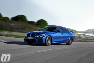 BMW Serie 3 2019 acabado M Sport Foto 34