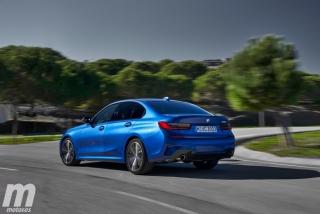 BMW Serie 3 2019 acabado M Sport Foto 39