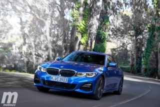 BMW Serie 3 2019 acabado M Sport Foto 41