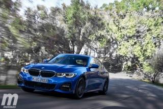BMW Serie 3 2019 acabado M Sport Foto 43