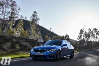 BMW Serie 3 2019 acabado M Sport Foto 48