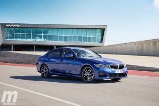 BMW Serie 3 2019 acabado M Sport Foto 51