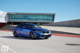 BMW Serie 3 2019 acabado M Sport Foto 52
