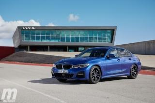 BMW Serie 3 2019 acabado M Sport Foto 53