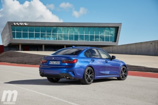 BMW Serie 3 2019 acabado M Sport Foto 54