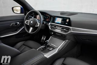 BMW Serie 3 2019 acabado M Sport Foto 76