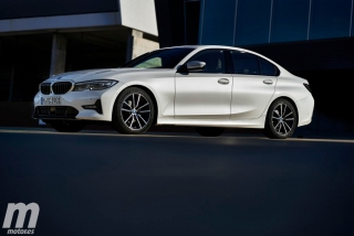 BMW Serie 3 2019 acabado Sport Foto 7