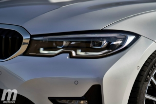 BMW Serie 3 2019 acabado Sport Foto 8