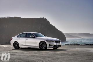 BMW Serie 3 2019 acabado Sport Foto 9