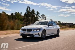 BMW Serie 3 2019 acabado Sport Foto 31
