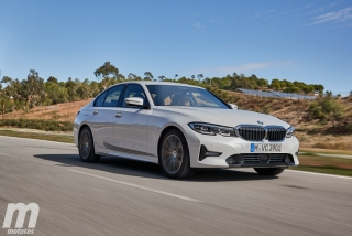 BMW Serie 3 2019 acabado Sport Foto 32