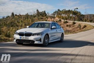 BMW Serie 3 2019 acabado Sport Foto 36